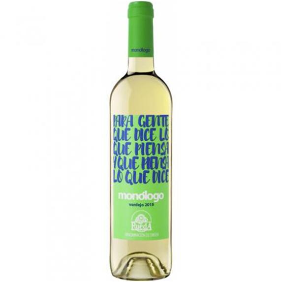 Vino blanco verdejo