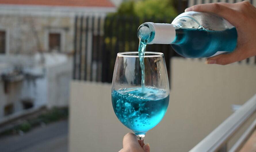 Vino azul:opiniones,precios, compra, selección, variedades…
