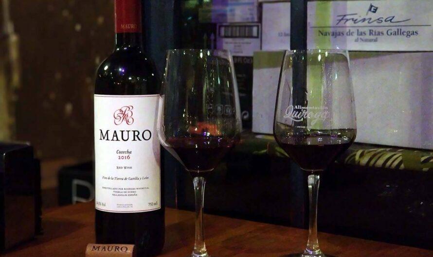 Mauro vino opiniones,precios, compra, selección, variedades…