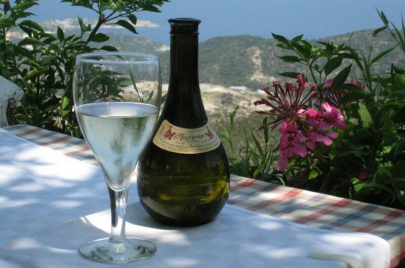 Vino griego: opiniones, precios, compra, selección, variedades
