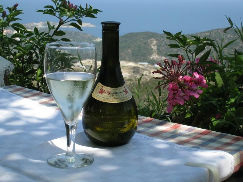 Vino griego